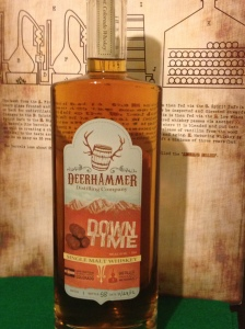 Deerhammer Down Time Single Malt Whiskey